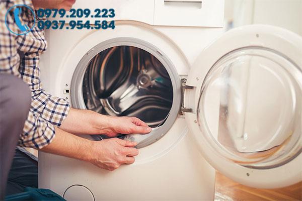 Cách vệ sinh máy giặt tại nhà 1