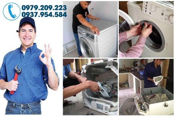 Cách vệ sinh máy giặt tại nhà 10