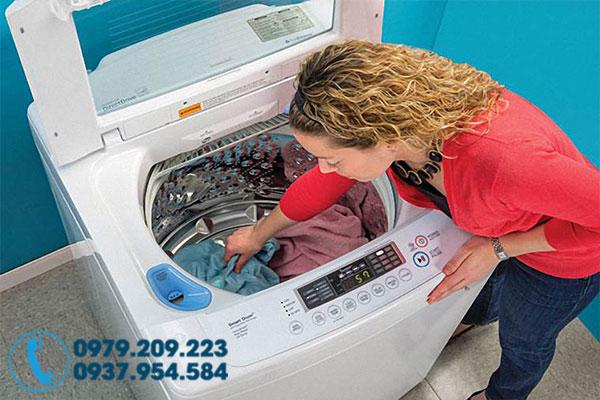Cách vệ sinh máy giặt tại nhà 2