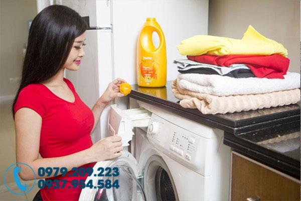 Cách vệ sinh máy giặt tại nhà 3