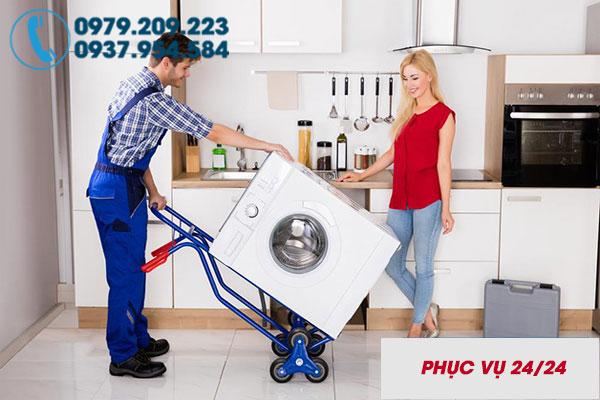 Cách vệ sinh máy giặt tại nhà 7