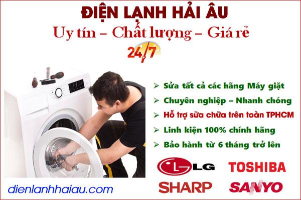 Sửa máy giặt đường Linh Chiểu 10