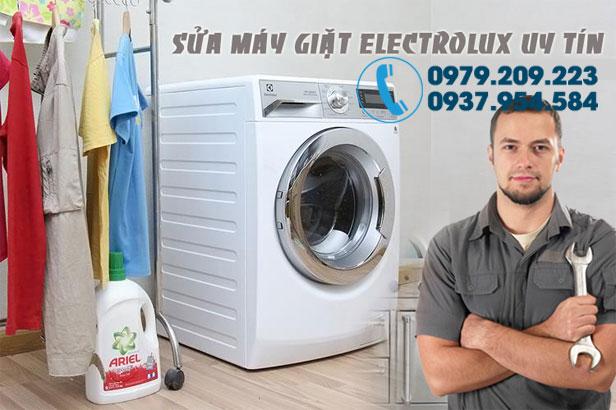Sửa máy giặt electrolux tại Quận 2 10