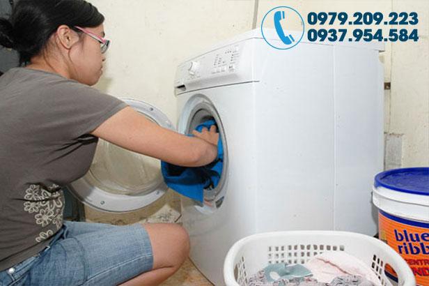 Sửa máy giặt electrolux tại Quận 2 5