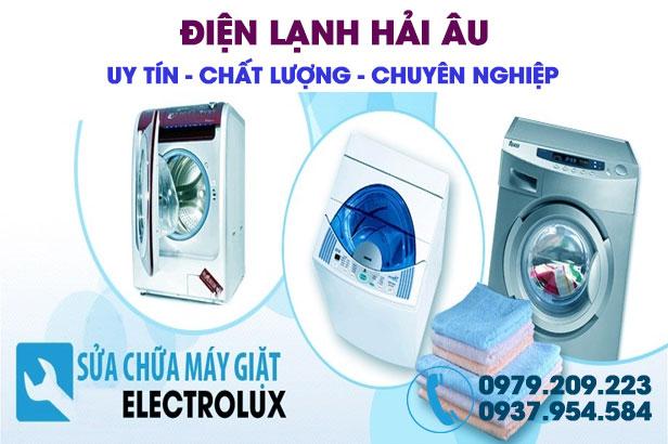 Sửa máy giặt electrolux tại Quận 2 8