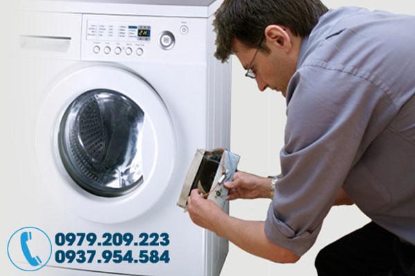 Sửa máy giặt giá rẻ tại nhà 1