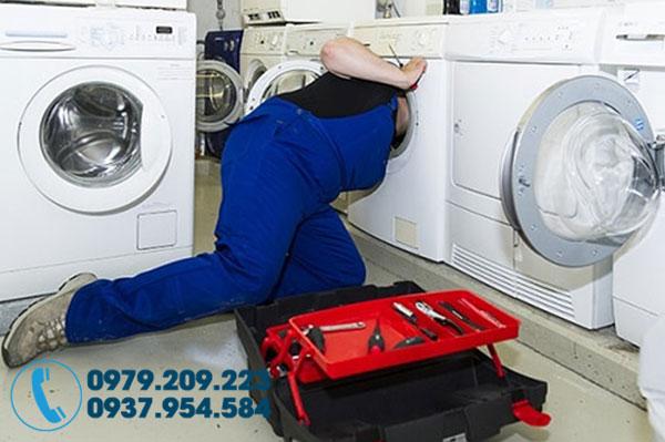 Sửa máy giặt giá rẻ tại nhà 4