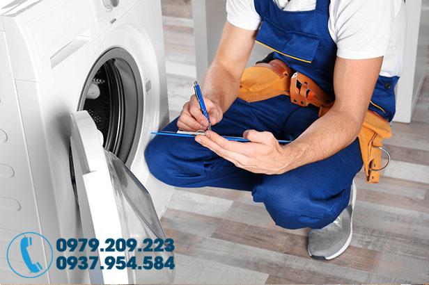 Sửa máy giặt giá rẻ tại nhà 6