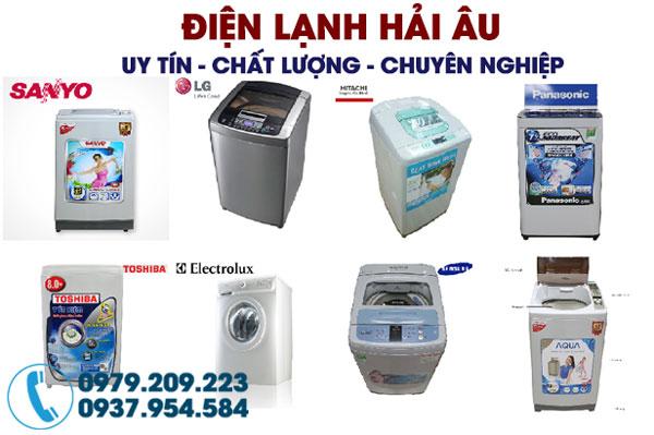 Sửa máy giặt giá rẻ tại nhà 7