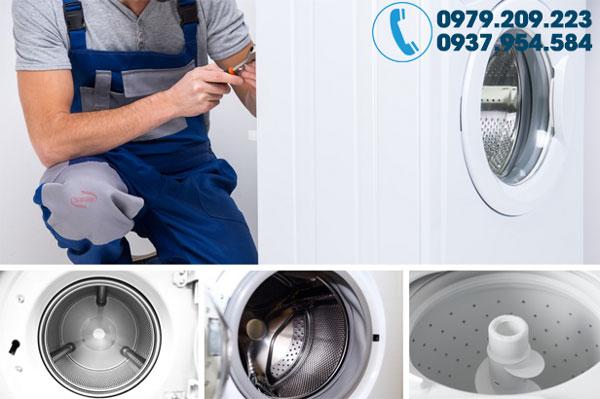Sửa máy giặt SANYO tại Quận 9 7