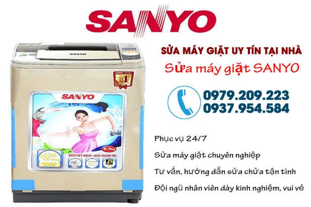 Sửa máy giặt SANYO tại Quận 9 9