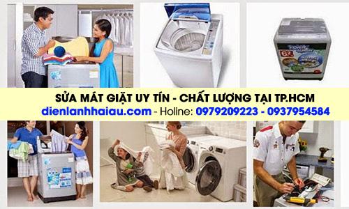 Sửa máy giặt tại quận 22