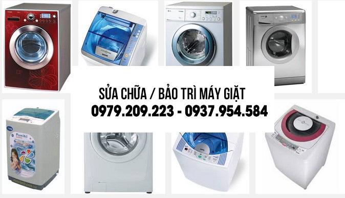 Sửa máy giặt tại quận 26