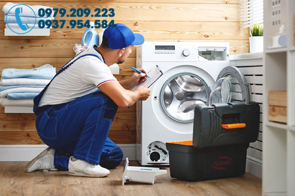 Sửa máy giặt tại Quận 91