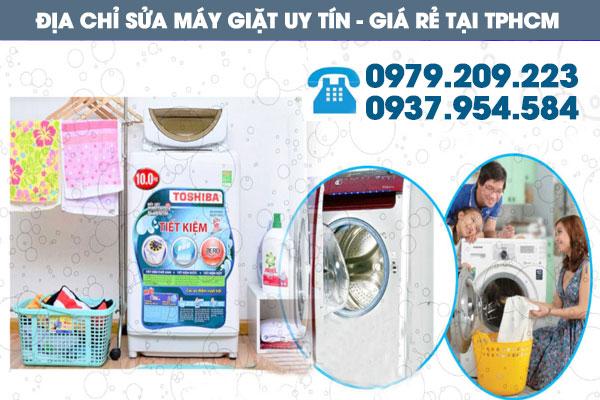 Sửa máy giặt tại Quận 99