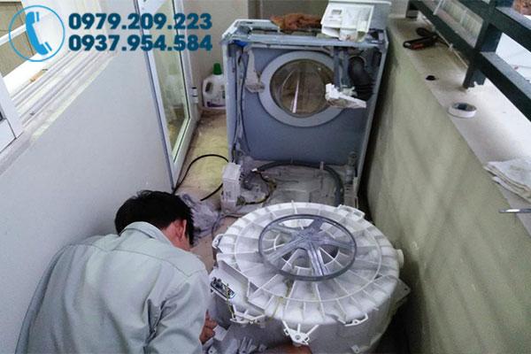 Sửa máy giặt tại Thủ Đức 8