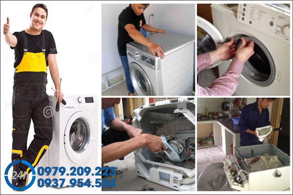 Sửa máy giặt 5