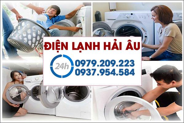 Sửa máy giặt 7