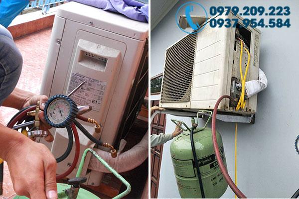 Sửa máy lạnh đường Lê Văn Việt 2