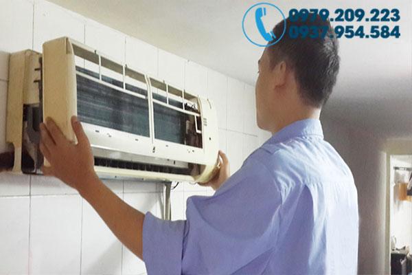 Sửa máy lạnh đường Lê Văn Việt 7