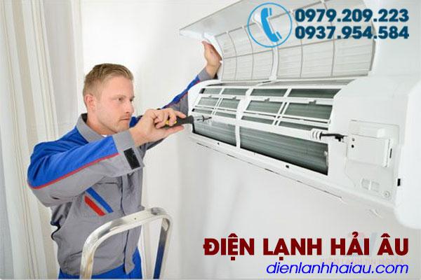 Sửa máy lạnh đường Lê Văn Việt 9