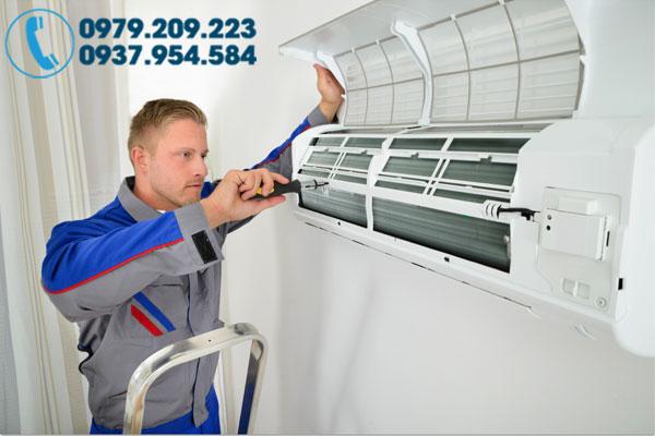 Sửa máy lạnh tại Bình Dương 1