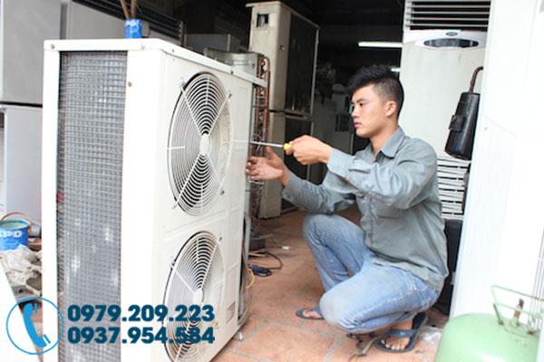 Sửa máy lạnh tại Bình Dương 8
