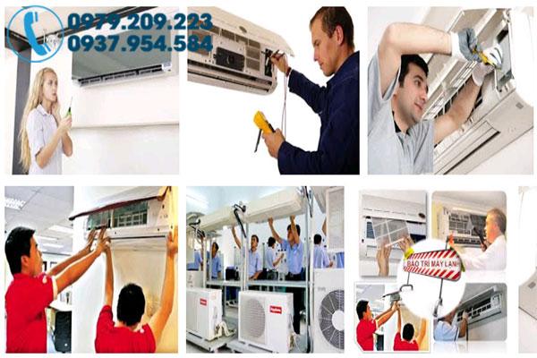 Sửa máy lạnh tại Quận 2 2