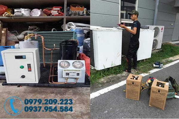Sửa máy lạnh tại Quận 9 4