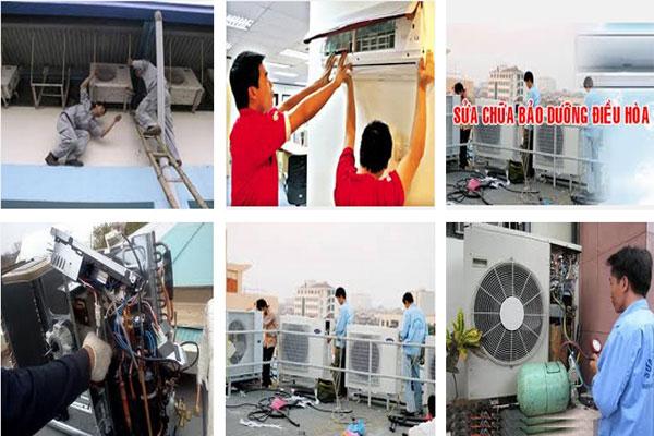 Sửa máy lạnh tại Thủ Đức 1