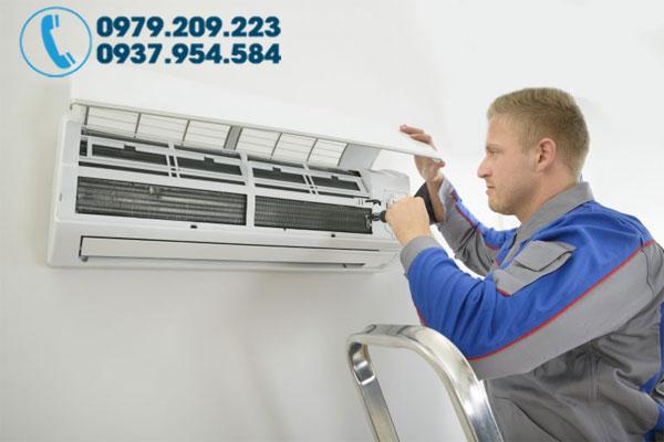 Sửa máy lạnh tại Thủ Đức 3