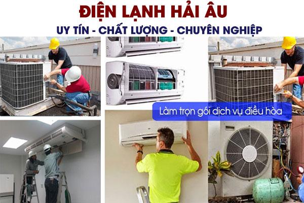 Sửa máy lạnh tại Thủ Đức 7