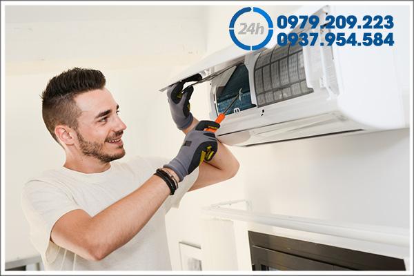 Sửa máy lạnh 2