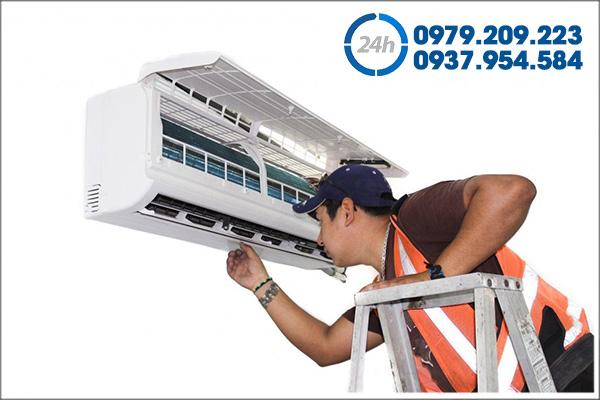 Sửa máy lạnh 4