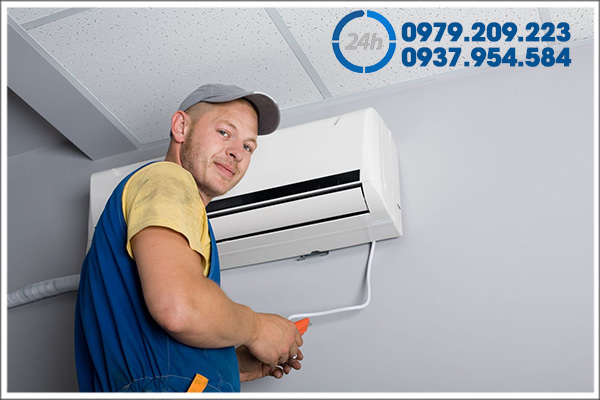 Sửa máy lạnh 7