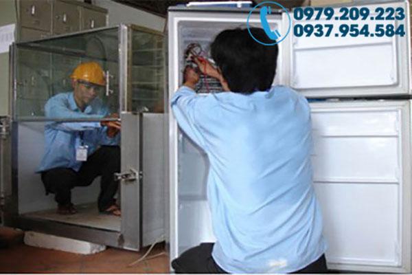Sửa tủ lạnh đường Lê Văn Việt 5