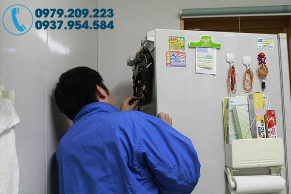 Sửa tủ lạnh đường Lê Văn Việt 6