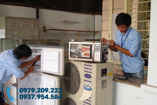 Sửa tủ lạnh đường Lê Văn Việt 7