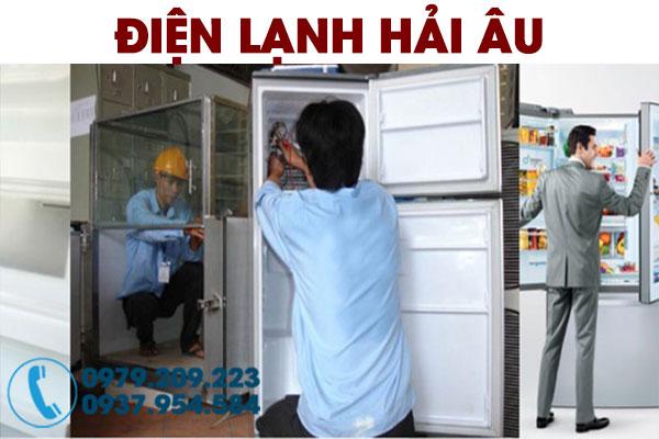 Sửa tủ lạnh đường Lê Văn Việt 8