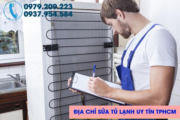 Sửa tủ lạnh tại Bình Dương 10