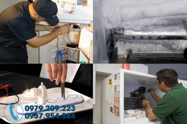 Sửa tủ lạnh tại Bình Dương 2