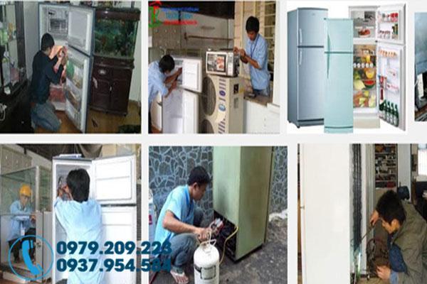 Sửa tủ lạnh tại Bình Dương 6