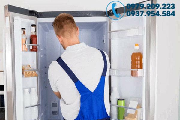 Sửa tủ lạnh tại Bình Thọ 7
