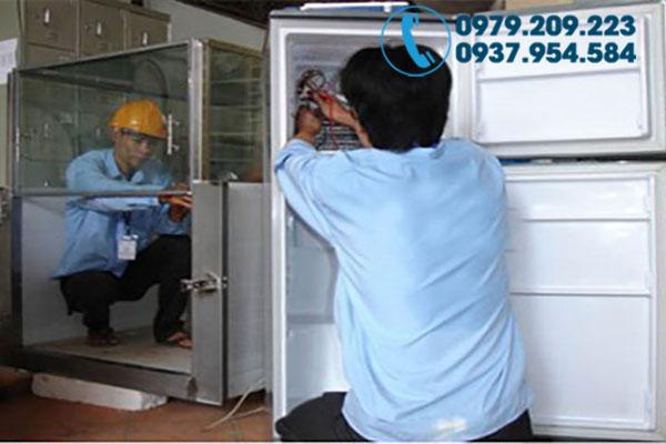 Sửa tủ lạnh tại Bình Thọ 8
