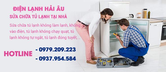 Sửa tủ lạnh tại Quận 22