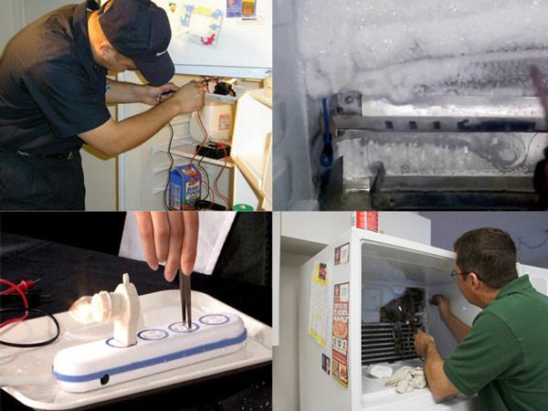 Sửa tủ lạnh tại Quận 25