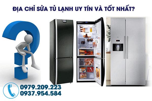 Sửa tủ lạnh tại Quận 9 1