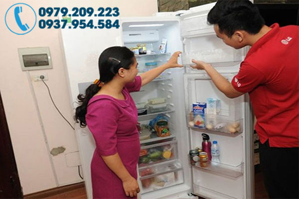 Sửa tủ lạnh tại Thủ Đức 1
