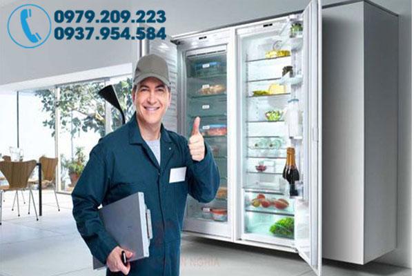 Sửa tủ lạnh tại Thủ Đức 7