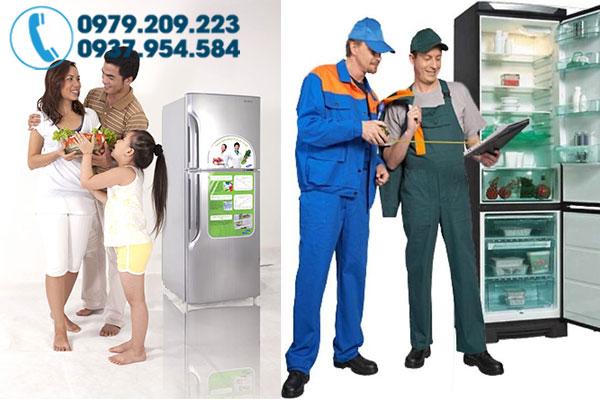 Sửa tủ lạnh tại Thủ Đức 9